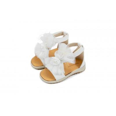 Παπούτσια Babywalker για Κορίτσι λευκό - 3561-1