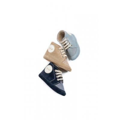 Παπούτσια Babywalker μπλε για Αγόρι - 1094