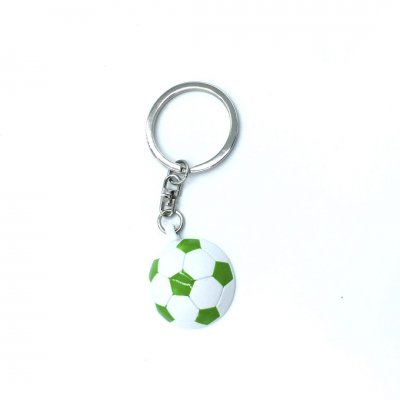 Μπρελόκ μπάλα πράσινη