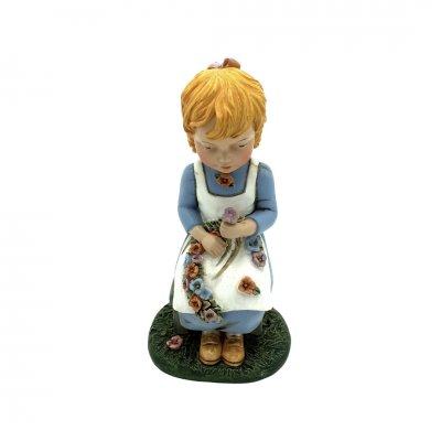 Κοριτσάκι καθιστό κεραμικό Lore Figuren