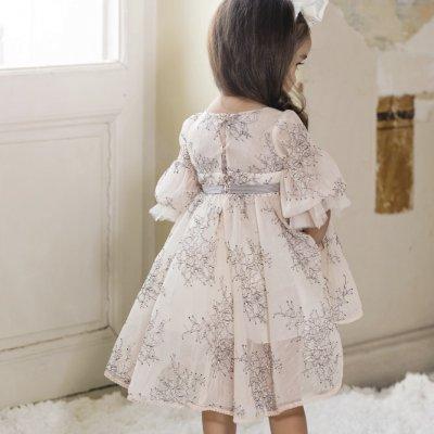 Βαπτιστικό Φόρεμα Stova Bambini AW21G5 χειμώνας 2020 - 2021