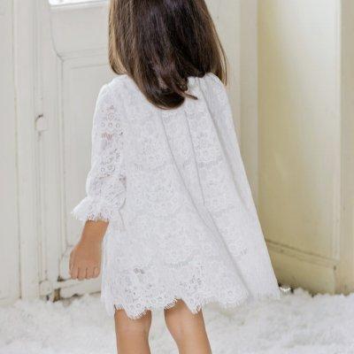 Βαπτιστικό Φόρεμα Stova Bambini AW21G6 χειμώνας 2020 - 2021