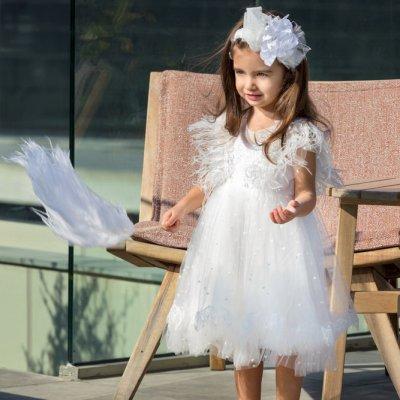 Φόρεμα G14 by Stova Bambini SS21G14