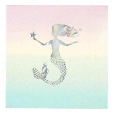 Χαρτοπετσέτες Mermaid