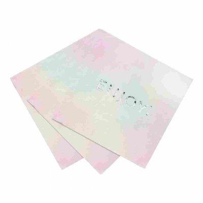 Χαρτοπετσέτες Pastel