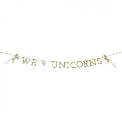Γιρλάντα Unicorn