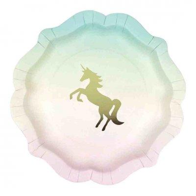 Πιατάκια Unicorn