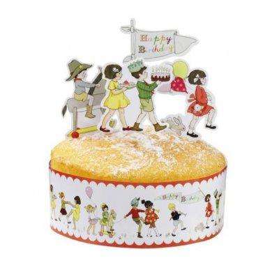 Διακοσμητικά τούρτας Belle and Boo Πικ - Νικ
