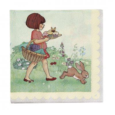 Χαρτοπετσέτες Belle and Boo Πικ - Νικ
