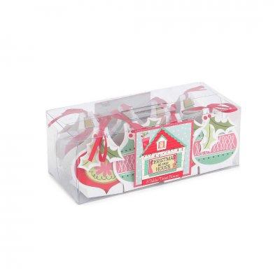 Κουτάκια λιχουδιών Χριστουγεννιάτικο