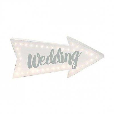 Διακοσμητικό φωτιστικό wedding Γαμήλιο