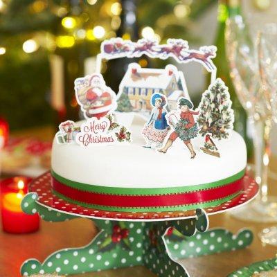 Πιατάκια Χριστουγεννιάτικο