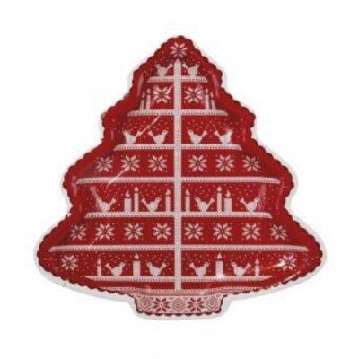 Πιατέλα δέντρο Χριστουγεννιάτικο