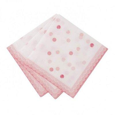 Χαρτοπετσέτες Ρόζ