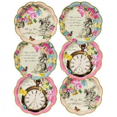 Πιατάκια γλυκού Alice