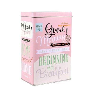 Διακοσμητικό κουτάκι Breakfast