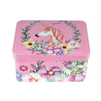 Διακοσμητικό κουτάκι Unicorn