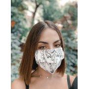 Μάσκα προσώπου boho