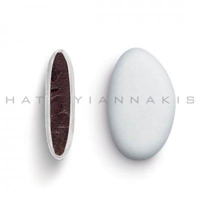 Κουφέτα Bijoux Supreme λευκό ματ Χατζηγιαννάκη 1 kg