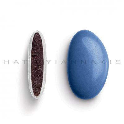 Κουφέτα Bijoux Supreme indigo γυαλισμένο Χατζηγιαννάκη 1 kg