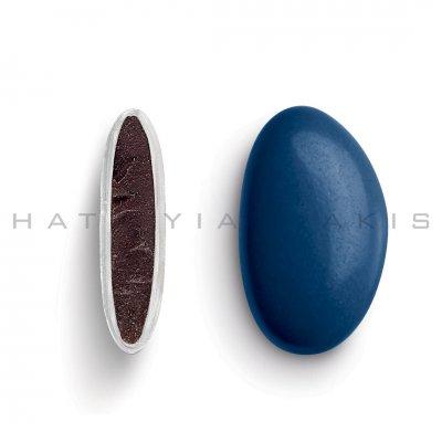 Κουφέτα Bijoux Supreme μπλέ ηλεκτρίκ γυαλισμένο Χατζηγιαννάκη 1 kg