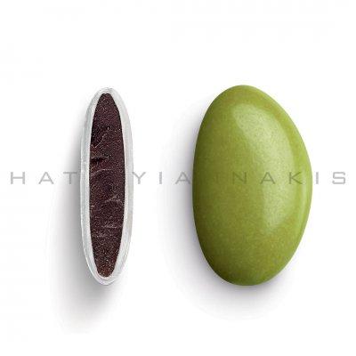 Κουφέτα Bijoux Supreme λαχανί γυαλισμένο Χατζηγιαννάκη 1 kg