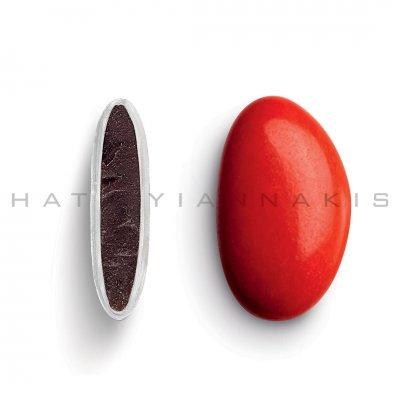 Κουφέτα Bijoux Supreme κόκκινο γυαλισμένο Χατζηγιαννάκη 1 kg