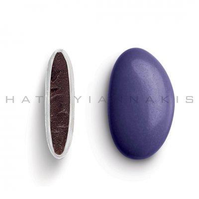 Κουφέτα Bijoux Supreme μώβ γυαλισμένο Χατζηγιαννάκη 1 kg
