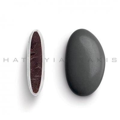 Κουφέτα Bijoux Supreme ανθρακί γυαλισμένο Χατζηγιαννάκη 1 kg