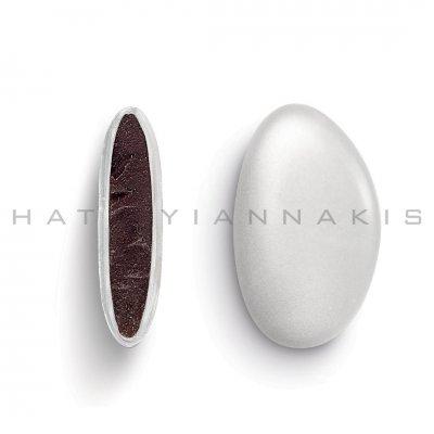 Κουφέτα Bijoux Supreme λευκό περλέ Χατζηγιαννάκη 1 kg