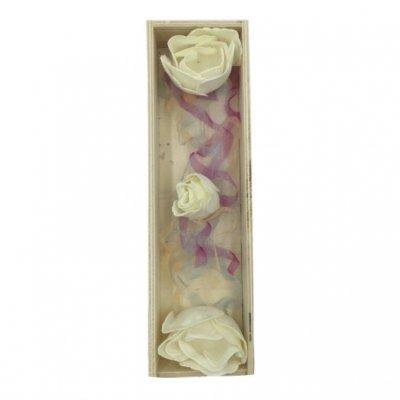 Χειροποίητο κουτί κασετίνα Mother's Day με αρωματικά σαπουνάκια
