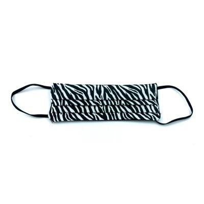 Μάσκα προσώπου zebra