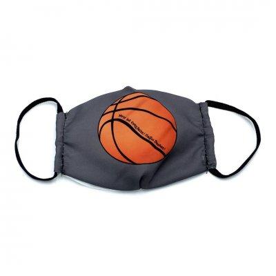 Μάσκα προσώπου παιδική μπάλα μπάσκετ
