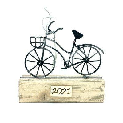Γούρι Ποδήλατο μαύρο