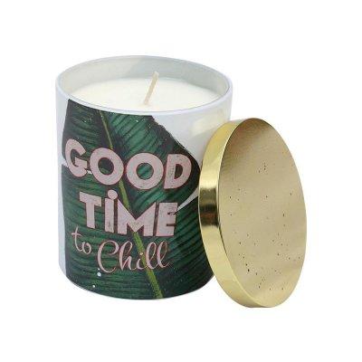 Αρωματικό κερί Good time