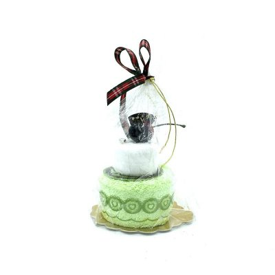 Πετσέτα διπλή fantasy towel πράσινη