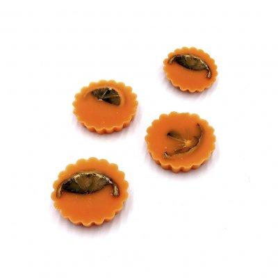 Αρωματικά έλαια για καυστήρα orange σετ 4 τεμάχια