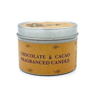 Αρωματικό vintage κερί Chocolate - Πορτοκάλι