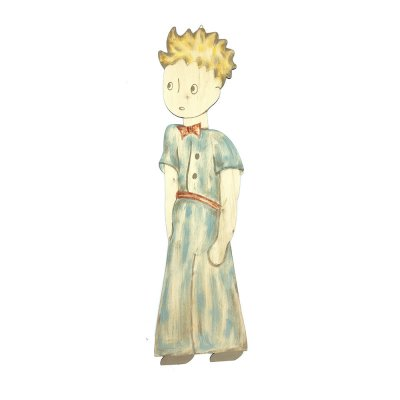 Φιγούρα ξύλινη Μικρός Πρίγκηπας