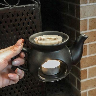 Αρωματικά έλαια για καυστήρα vanilla σετ 4 τεμάχια