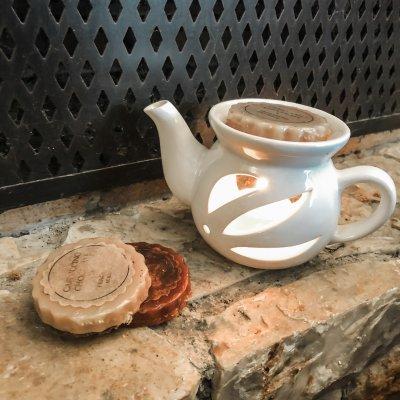 Αρωματικά έλαια για καυστήρα Chocolate - cappuccino σετ 4 τεμάχια