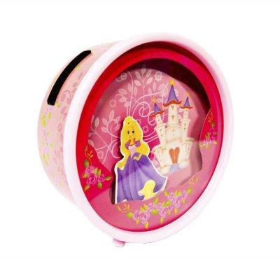 Κουμπαράς Princess με μουσική