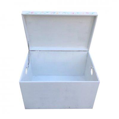 Κουτί Βάπτισης για κορίτσι Φρίντα Κάλο
