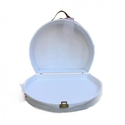 Κουτί Βάπτισης για κορίτσι Μπαλαρίνα - Βαλίτσα